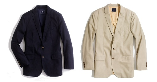 What would you pay? J. Crew Factory's new Cotton Blaz