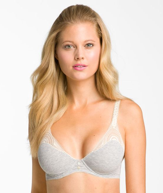 Beating the Heat: All-or-Mostly Cotton Bras | Sweet Nothings N