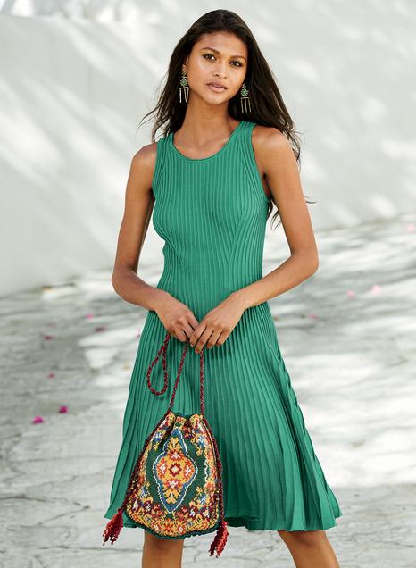 Maldives Pima Cotton Dress - Occasion & Cocktail Dresses - Dresses .