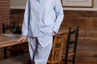 Womens Broadcloth Pajamas | Classic Style Cotton P