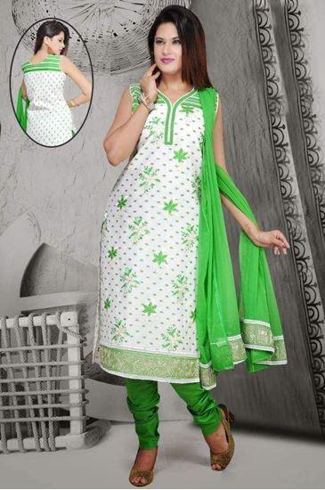Cotton Salwar Kameez Designs