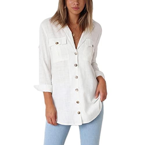 Women's Cotton Shirt: Amazon.c