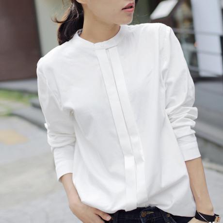2015 New Korean Women Shirts Blouses Blusas Plus Size Elegant .