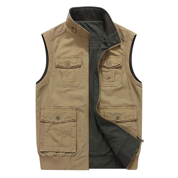 Only US$85.85, shop mens mutil pockets outdoor travel cotton vest .
