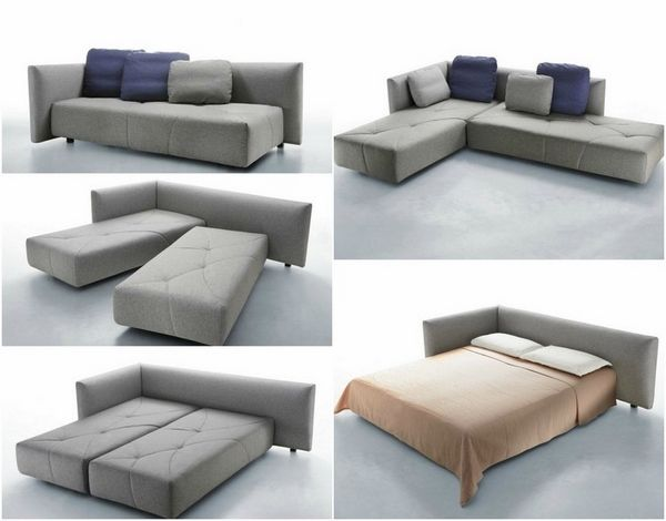 Couch Bed Designs