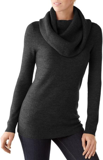 Smartwool Cascade Creek Cowl Neck Sweater - Women's | REI Co-