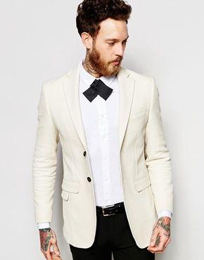 Feraud Cream Blazer | Jackets men fashion, Cream blazer, Mens .