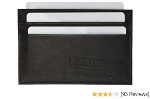 Amazon.com: Credit Card Wallet, a Slim Pocket-Size Organizer .