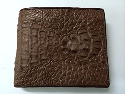 Joy-nin Men's Crocodile Wallet: Amazon.ca: Office Produc