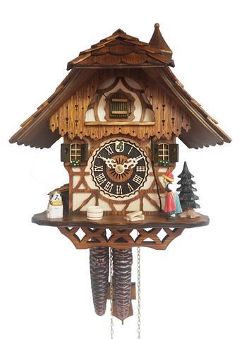 German Cuckoo Clock | Black Forest Cuckoo Clock | Frankenmu