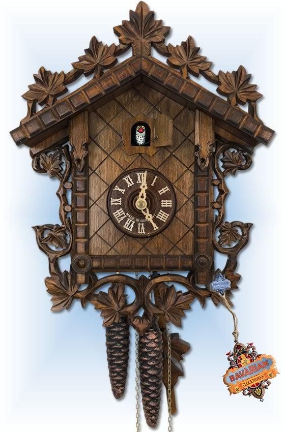 1885 Railhouse 1.0119.01.C Cuckoo Clock | by August Schwer | On Sa