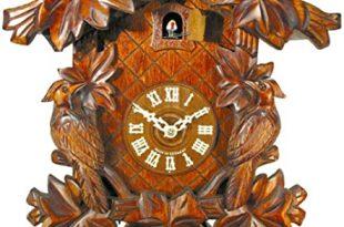 Amazon.com: Original German Cuckoo-Clock (Certified), Mechanical 8 .