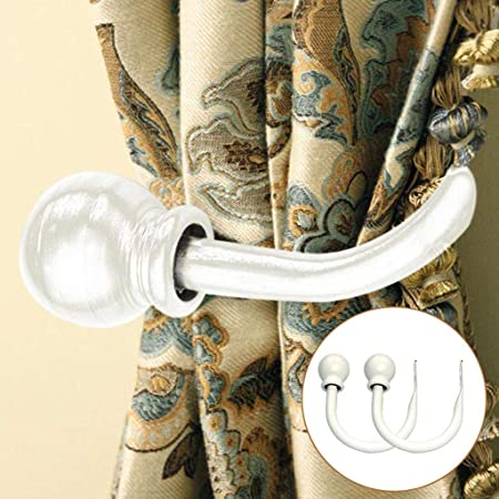 Amazon.com: Fineday Curtain Hook, 2 x Curtain Accessories .