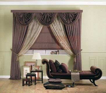 Stylish curtain designs and ideas for living room 20