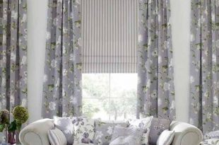 Beautiful Living Room Curtain Ideas (With images) | Living room .