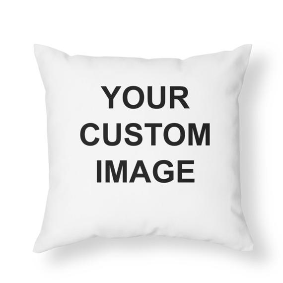 Custom Pillow Custom Pillows Custom photo pillow Custom gift | Et
