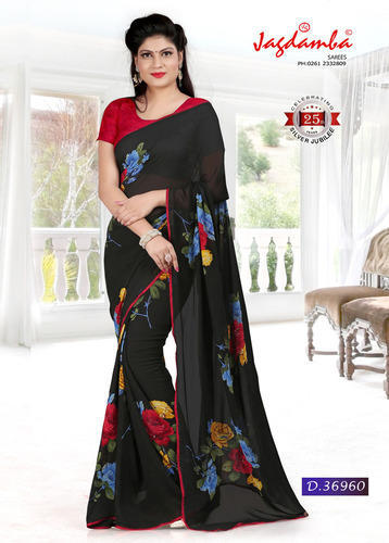 Daily Wear Sarees - Casual Sarees Manufacturer from Sur