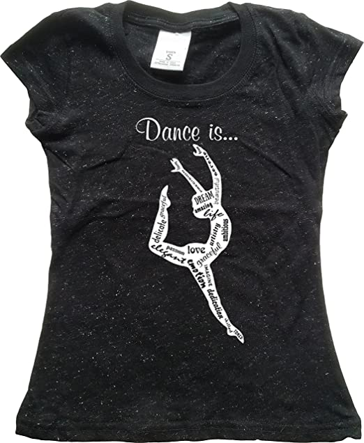 Amazon.com: Youth Dance Clothing - Dance is.(Love, Emtion .