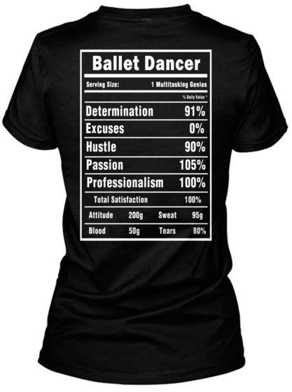 Ballet Dancer T-Shirts and Hoodies I NEED THIS | Baking shirt .