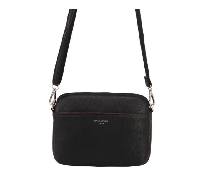 David Jones Small Cross Body Bag – Black – Ado