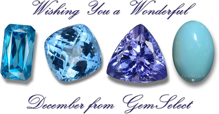 Buy December Birthstones and Zodiac Gems Sagittarius & Caprico