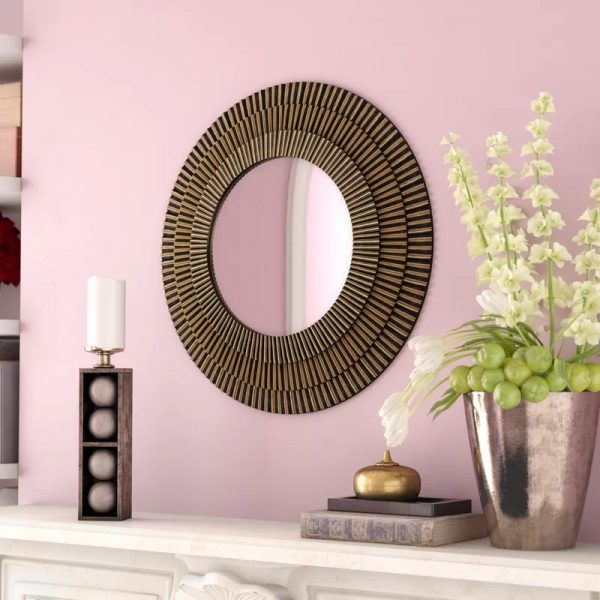 51 Decorative Wall Mirrors To Fill That Empty Space In Your Wa