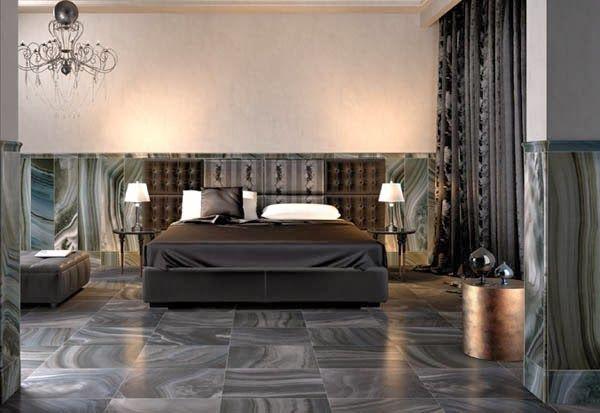 Bedroom Tile Ideas (With images) | Floor tile design, Bedroom .