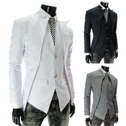 Hot selling Men blazer fashion men's suits outerwear designer .