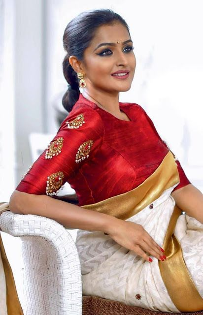 41 Latest pattu saree blouse designs to try in 2019 | Blouse .
