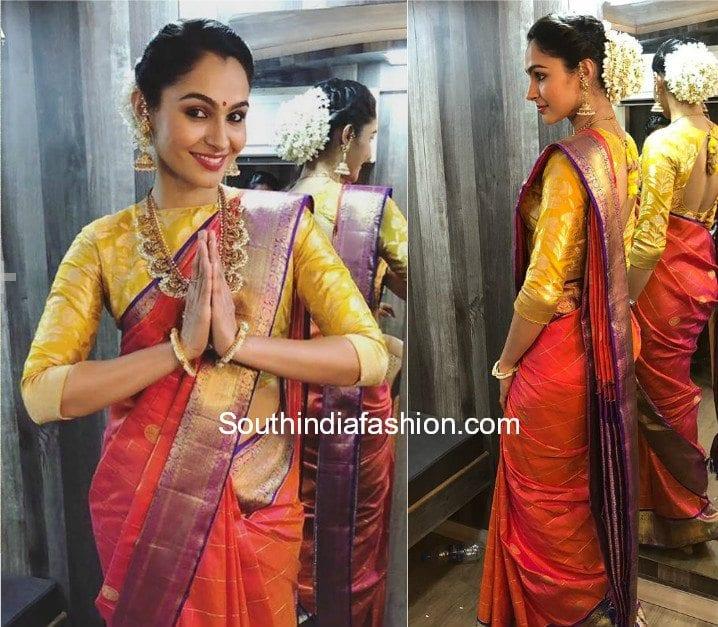 30 Simple Silk Saree Blouse Designs or Pattu Saree Blouse Desig