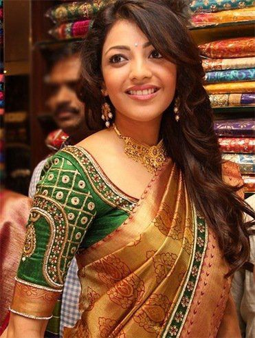 30 Blouse Designs For Silk Sarees | Wedding blouse designs, Silk .