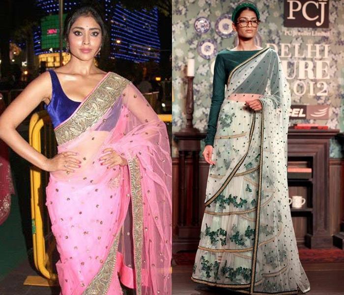 designer-blouse-designs-for-net-sarees (6) • Keep Me Styli