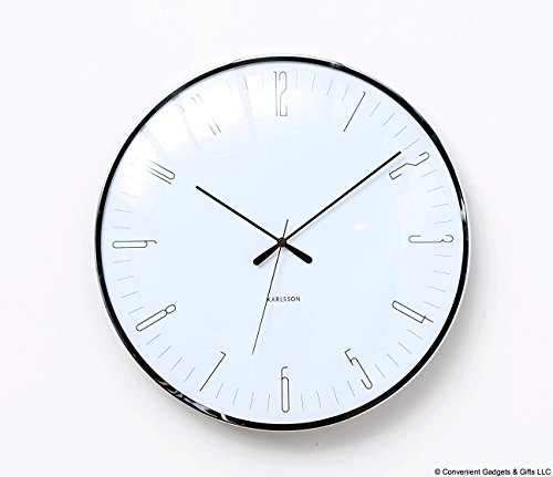 29 of the Best Modern Wall Clocks for Design Enthusiasts in 20