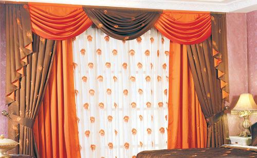 Designer Curtains - Vintage Dec