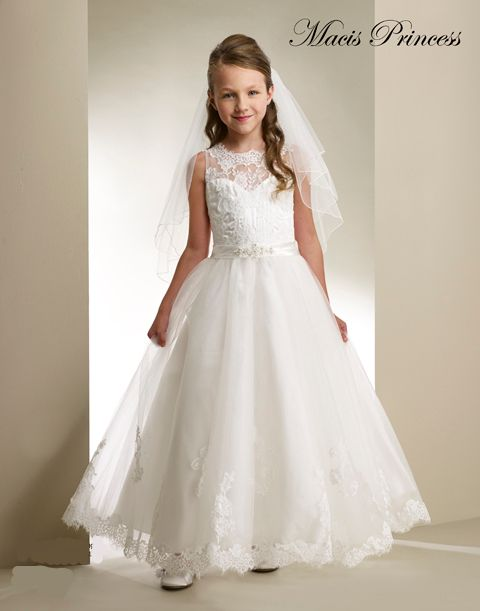 designer first communion dresses - Google Search … (With images .