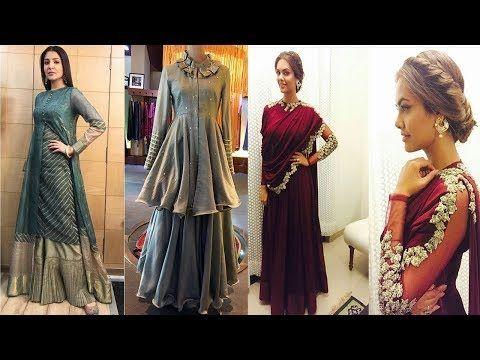 Designer dresses 2018 new dresses designs collection of Indian .