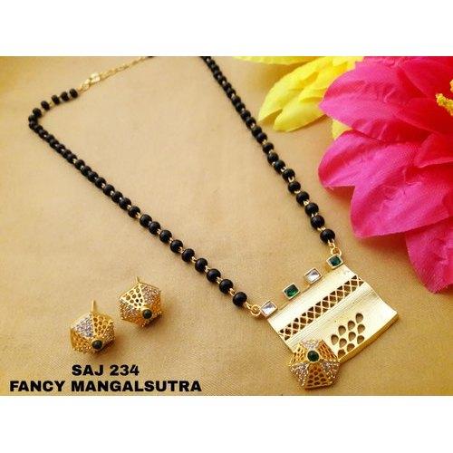 Fancy Mangalsutra - Designer Mangalsutra Manufacturer from Mumb