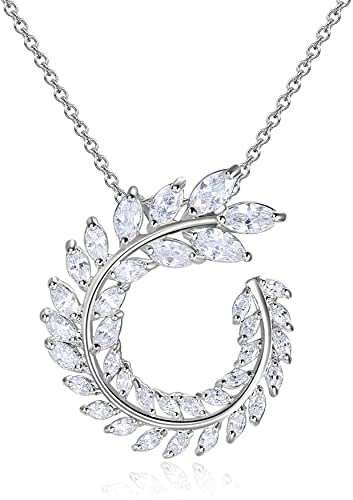 Amazon.com: Natalie Mills 18ct Gold Plated Ladies Pendant .