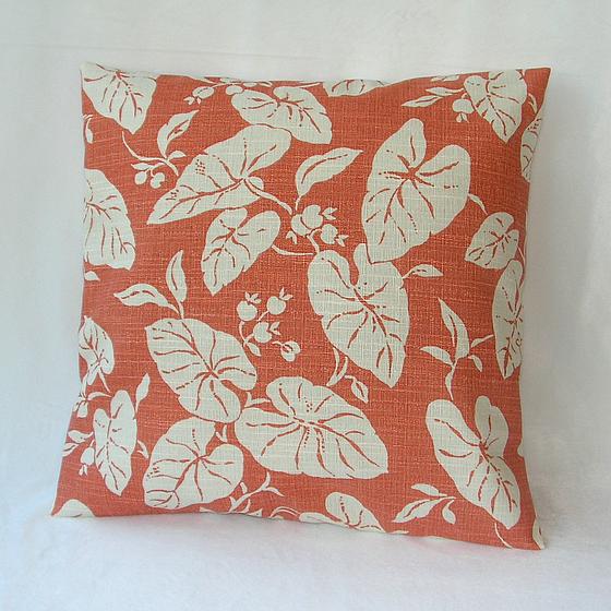 Designer Pillows in Caladiu