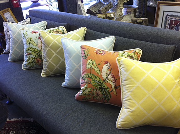 Coming Soon: New Designer Pillows For Sale - Jaima Compa
