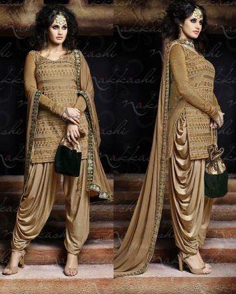 Designer Salwar Suits Designs