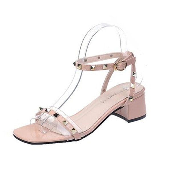Designer Sandals Fashion Luxury Designer Women Shoes Rivet Flat .