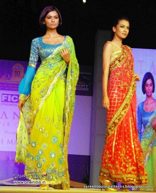 Saree Blouse Patterns: Manish Malhotra (With images) | Manish .