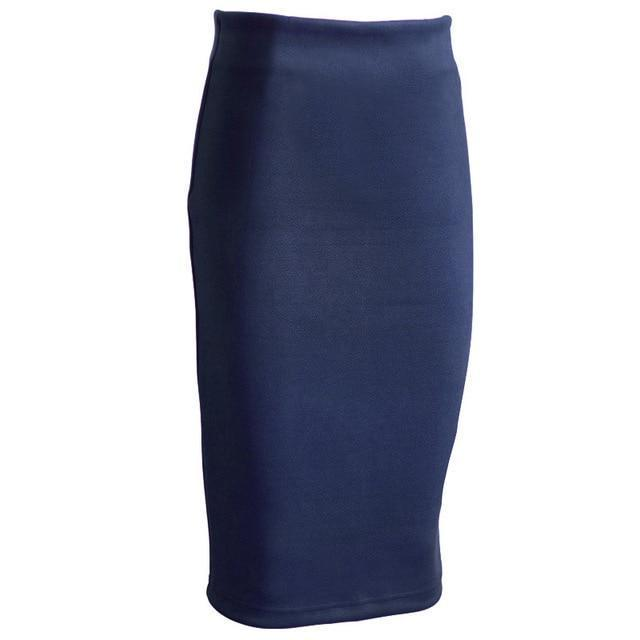 Women's Casual Suede Split Thick Stretchy Short Fashion Designer .