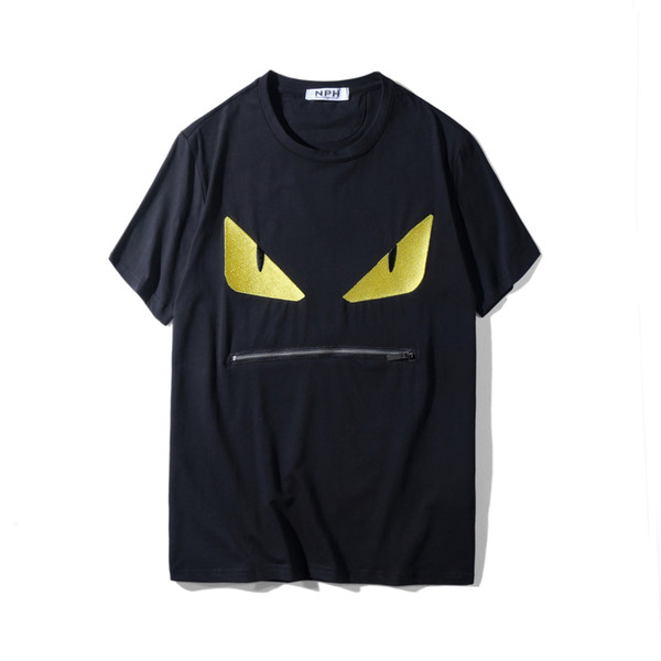 Men T Shirt Mens Designer T Shirts Mens Clothing Summer Casual .