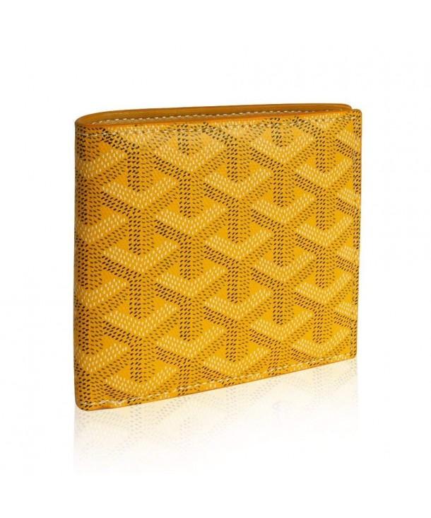 Fashion Genuine Leather Wallet Stylish Designer Bifold Wallet .