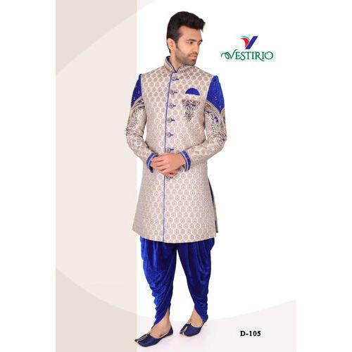 Dhoti Sherwani Designs