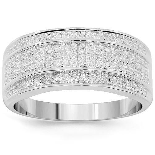 Mens Diamond Wedding Bands - Avianne & Co – Avianne Jewele
