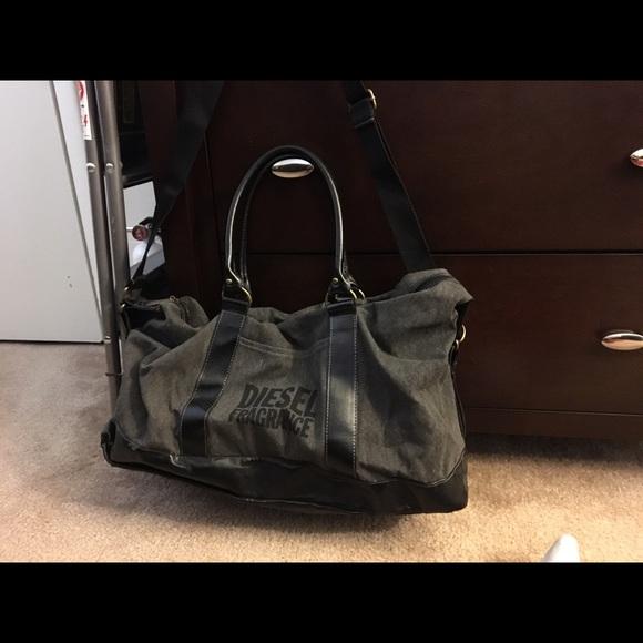 Diesel Bags | Fragrance Duffle Bag | Poshma