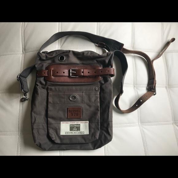 Diesel Bags | Crossbody Bag For Men | Poshma